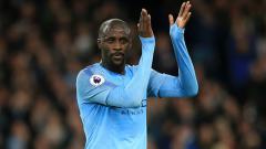 Indosport - Pemain Manchester City, Yaya Toure.