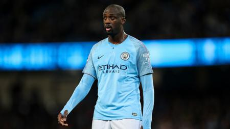 Mantan Pemain Manchester City, Yaya Toure. - INDOSPORT