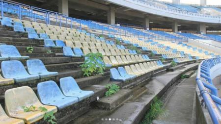 Stadion Palaran - INDOSPORT
