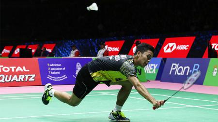Anthony Ginting. - INDOSPORT