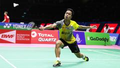 Indosport - Anthony Ginting.