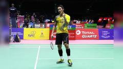 Indosport - Jonatan Christie.