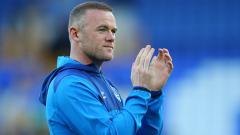 Indosport - Wayne Rooney saat masih berseragam Everton.