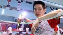 Indosport - Kevin Sanjaya Sukamuljo.