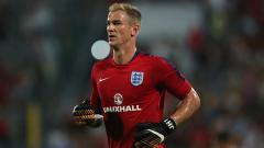 Indosport - Joe Hart, Mantan kiper Timnas Inggris.
