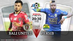 Indosport - Prediksi Bali United vs Persib Bandung
