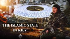 Indosport - Poster ISIS ancam Liga Champions