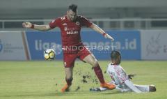 Indosport - Persija Jakarta vs Persipura Jayapura