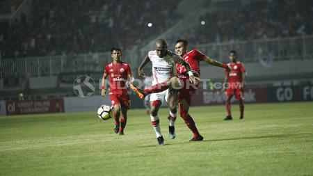 Persija Jakarta vs Persipura Jayapura - INDOSPORT