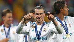 Indosport - Gareth Bale.