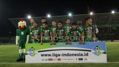 Indosport - Skuat PSMS Medan.