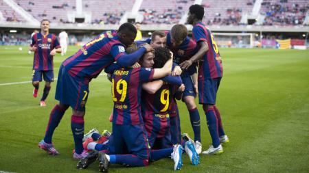 Barcelona B - INDOSPORT