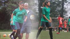 Indosport - Zahra Muzdalifah sayap kiri Timnas Putri U-16