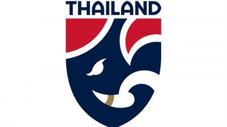 Logo sepakbola Thailand. - INDOSPORT
