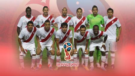 Timnas Peru - INDOSPORT