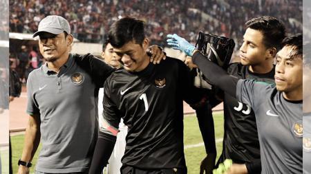 Muhammad Riyandi kembali merumput bersama timnas setelah alami cedera panjang - INDOSPORT