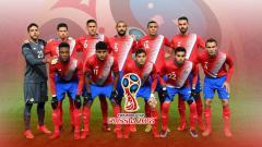 Indosport - Timnas Football Kosta Rika PD 2018