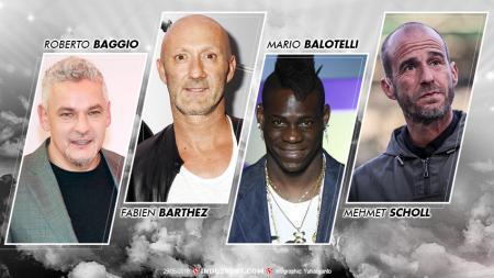 4 pemain sepakbola dunia yang merayakan Waisak. - INDOSPORT