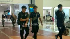 Indosport - Timnas Thailand U-23.