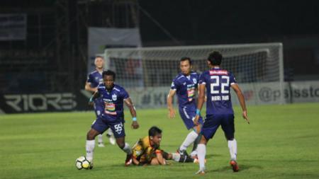 PSIS Semarang vs Mitra Kukar. - INDOSPORT