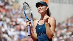 Indosport - Maria Sharapova dipastikan absen di Prancis Terbuka 2019