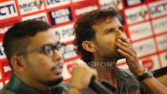 Indosport - Mantan pelatih Timnas Indonesia U-23, Luis Milla.