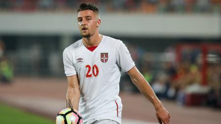 Sergej Milinkovic-Savic, bintang Serbia. - INDOSPORT