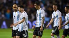 Indosport - Timnas Argentina.