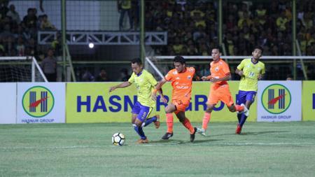 Barito Putera vs Persija Jakarta - INDOSPORT
