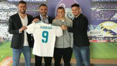 Indosport - Rodrigo Rodrigues resmi berstatus penggawa Real Madrid.