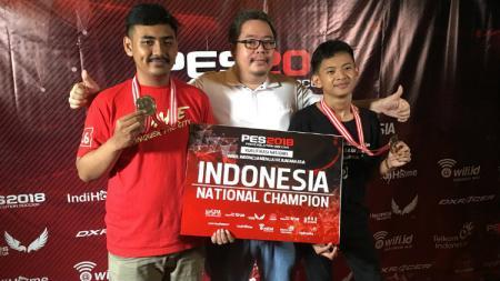 Atlet Pro Evolution Soccer (PES) asal Indonesia, Setia Widianto gabung tim eks Terens Puhiri di Liga Thailand, yakni Thai Port FC. - INDOSPORT