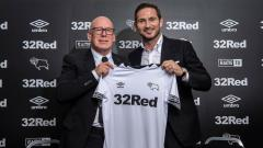 Indosport - Pelatih Derby County, Frank Lampard.