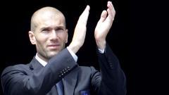 Indosport - Zinedine Zidane kembali ke Real Madrid.