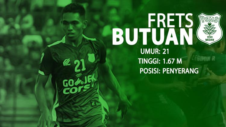 Borneo FC vs PSMS Medan (Frets Butuan). Copyright: INDOSPORT