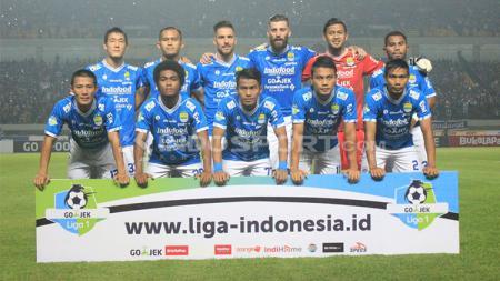 Persib Bandung vs Bhayangkara FC - INDOSPORT