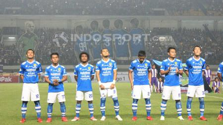 Persib Bandung vs Bhayangkara FC. - INDOSPORT