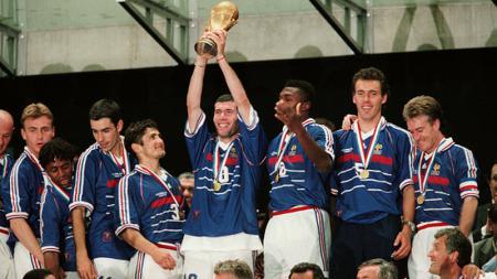 Bagaimana para pemain imigran dari negara muslim dan Afrika bisa begitu mendominasi skuat Timnas Prancis? - INDOSPORT