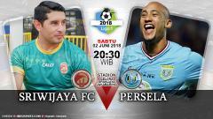 Indosport - Prediksi Sriwijaya FC vs Persela Lamongan