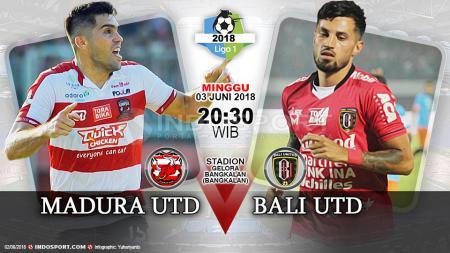 Prediksi Madura United vs Bali United - INDOSPORT