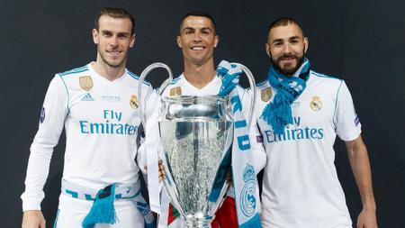 Termasuk Cristiano Ronaldo, ini enam pemain yang pernah menangi Liga Champions dengan klub berbeda. - INDOSPORT