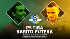 Indosport - PS TIRA vs Barito Putera.