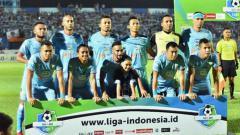 Indosport - Sriwijaya FC vs Persela Lamongan.