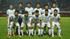 Indosport - Muhammad Firli (ketiga dari kiri atas).