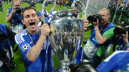 Chelsea memiliki jimat saat berjumpa Bayern Munchen di babak 16 besar Liga Champions 2019-2020, yakni Frank Lampard - INDOSPORT