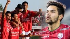 Indosport - Sandy Walsh sudah lama pantau Bali United