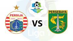 Indosport - Laga Persija vs Persebaya digelar pekan depan.