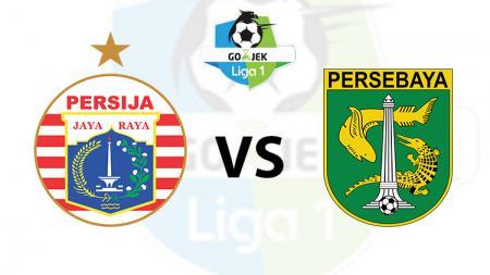 Laga Persija vs Persebaya digelar pekan depan. - INDOSPORT