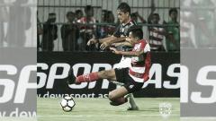 Indosport - Madura United vs Bali United