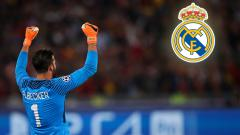 Indosport - Kiper AS Roma, Alisson Becker menunggu tawaran dari Real Madrid.