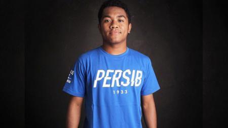 Billy Keraf, pemain depan Persib Bandung - INDOSPORT
